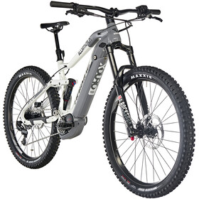 HAIBIKE XDURO AllMtn 3.0, white/grey/black